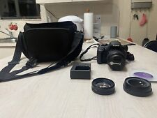 Canon EOS Rebel T5 / EOS 1200D 18.0MP Digital SLR Camera With Tragus Tripod