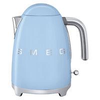 Smeg kettle, 50's Retro style Pale Blue Smeg KLF11
