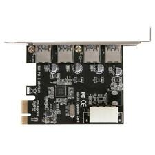 USB3.0 Expansion Card 4 port PCI-E to USB3.0 Computer Expansion Card C#P5