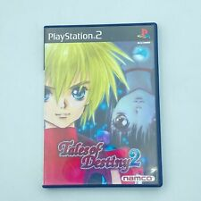 Tales OF Destiny II 2 PS2 Japanese Version Sony Playstation 2