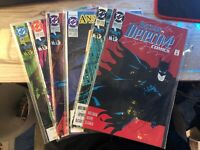 Detective Comics 625 626 627 628 629 630 Near Mint Lot Set Run FREE SHIPPING!