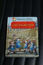 Geronimo Stilton -  I tre moschettieri - 1^ed piemme 2008
