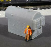 HO Scale United Engineering /& Foundry Company Rolling Mill Stand Load BLACK
