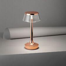 Flos, Bon Jour Unplugged Rame-Corona Trasparente, Philippe Starck, 2015
