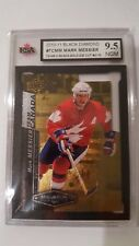 Mark Messier 2010-11 Black Diamond Gold Team Canada Die Cut #2/10 KSA Graded 9.5