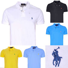 Ralph Lauren Cotton Short Sleeve T-Shirts for Men