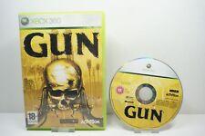 GUN - Xbox - Xbox 360 - used