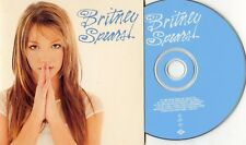 "BRITNEY SPEARS ""CRAZY"" CD SINGLE CARD SLEEVE PROMO FRANCE  YEAR 1999 ++ RARE ++"