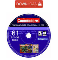 Commodore Format Magazine Complete Collection All Issues in PDF Amiga - Download