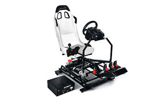 DOF Reality 3 Axis Motion simulator platform H3 Flight, Racing car plane cockpit