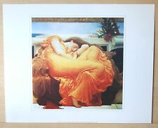 Flaming June - Frederick Lord Leighton (1830-1896)