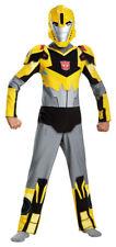 Morris Costumes Boys Polyester Bumblebe Halloween Complete Costume 7-8. DG85560K