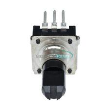 10pcs Rotary Encoder Ec12 Audio Digital Potentiometer 5mm Handle