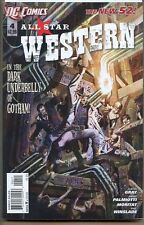All Star Western 2011 series # 4 very fine comic book