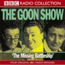 The Goon Show: Volume 21: The Missing Battleship (BBC 2 Audio CD  Set)