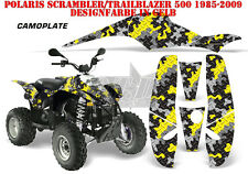 AMR Racing DECORO GRAPHIC KIT ATV POLARIS interferenzaNverso/Trailblazer camoplate B