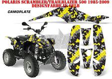AMR Racing DECORO GRAPHIC KIT ATV POLARIS interferenzaNverso/Trailblazer camoplate B