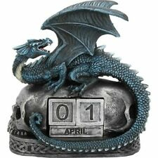 More details for ornament/figurine - gothic/fantasy/mystery/pagan - year keeper calendar