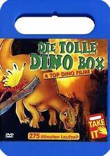 Die tolle Dino-Box - Köfferchen | DVD | Zustand gut