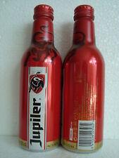 JUPILER Aluminium Beer Bottle from BELGIUM 2015