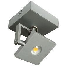 Lámpara LED Reflector de techo 450 lúmenes 1 Lámpara Blanco Cálido l10141 NUEVO