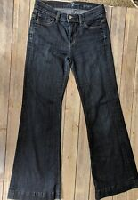 7 for all Mankind Ginger Jeans Womens size 26