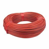 100M 12K Heating Carbon Fiber Floor Wire Warm Underfloor Infrared Wire 220V 33