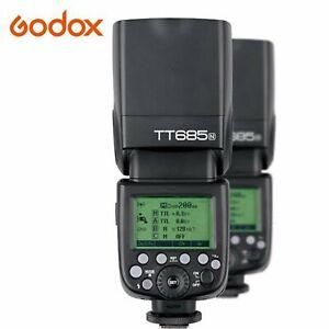 Godox TT685 TT685C TT685N TT685S TT685F TT685O TTL HSS Flash Speedlite f Camera