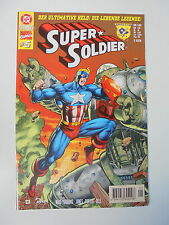 1x COMIC-DC CONTRO MARVEL CROSSOVER N. 5-Super Soldier-ad 1