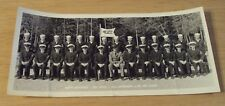 "1944 WWII US Navy Group Photo~""PETTY OFFICERS"" Co 4022 D.A. Andreani FARRAGUT ID"