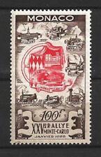 Monaco 1955 Yvert n° 420 neuf ** 1er choix