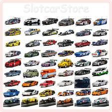 Scalextric 1:32 Slotcar Autos 2019 Auswahl analog / Upgrade Carrera Digital 132