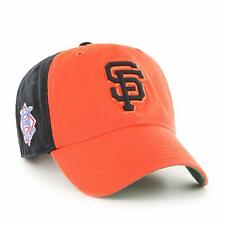 new concept bc311 df8f6 San Francisco Giants 47 Brand Flagstaff Adjustable Hat