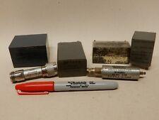 Six Bandpass Filters Attenuators Transformers Freed Narda Weston Magnetics