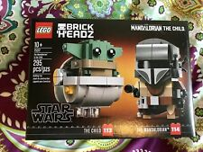 New ListingLego Mandalorian Brick Heads New In Box