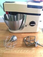 KENWOOD CHEF - A901p - De Luxe - Beige with Brown trim- Excellent Condition.