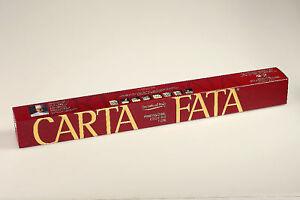 CARTA FATA®  L'ORIGINALE! rotolo da 25mt larghezza 50cm