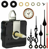 DIY Wall Quartz Clock Movement Mechanism.Replacement Tool Parts Hands Set Silent