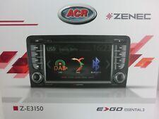 ZENEC Z-E3150  Moniceiver BT DVD USB DAB+ für Audi  A3 S3 RS3  2006 - 2012 NEU