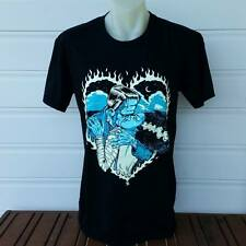 Ben Brown Monster Marriage Black Short Sleeve T-Shirt M Medium