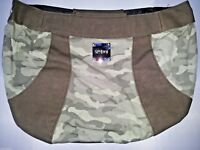 Ships FREE MICHE BAG NEW in pkg GABBY camo shell camouflage fits the DEMI base