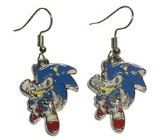 Nintendo Sonic The Hedgehog French Wire Earrings