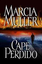 Cape Perdido by Marcia Muller (2005, Hardcover)