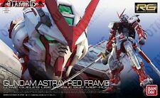 Gundam Astray Red Frame Real Grade RG19 1/144 Model Figure Kit Bandai
