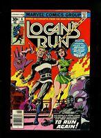 Logan's Run #6, VG/FN 5.0, 1st Thanos Solo Story