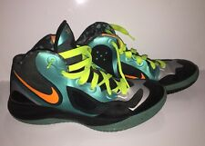 Hyperfuse Basketball Shoes Sneakers Size 11.5 Zoom 2012 Men's High Top