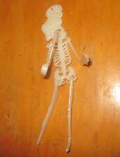 Captain Cap'n Crunch Spooky Pirate Skeleton Glow In The Dark 1978 Cereal Premium