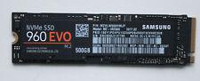 500GB SAMSUNG SSD 960 EVO NVMe M.2 MZ-V6E500