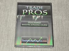 Mitch King Trade with the PROS Stock Market Investing & Trading Course 3 DVD