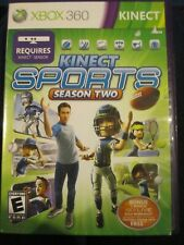 Kinect Sports Season Two 2  (Xbox 360, 2011) Complete